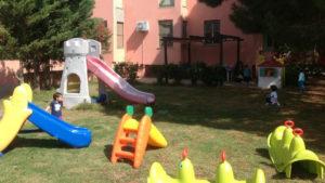 asilo nido e scuola per l'infanzia La Nuvola di Quartu Sant'Elena, località Flumini