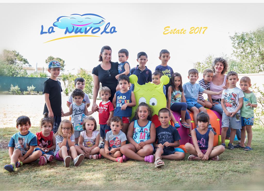 Campo estivo 2017 all 39 asilo nido la nuvola asilo nido scuola per l 39 infanzia a flumini di - Campo estivo bagno elena ...